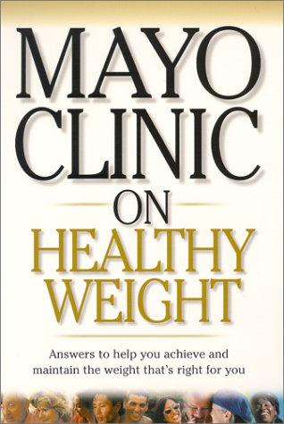 Mayo Clinic On Healthy Weight pdf