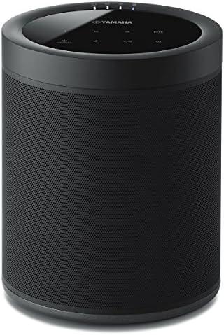 Yamaha WX-021BL MusicCast 20 Wireless Speakers – Pair (Black) 516FGLH3jpL