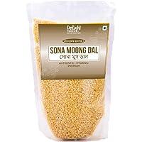 Delight Foods Premium Sona Moong Daal - 400g