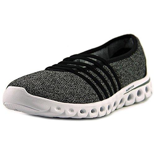 K-Swiss Women's X Lite MJ CMF Black/Neutral Gray Casual Shoe 8 Women US