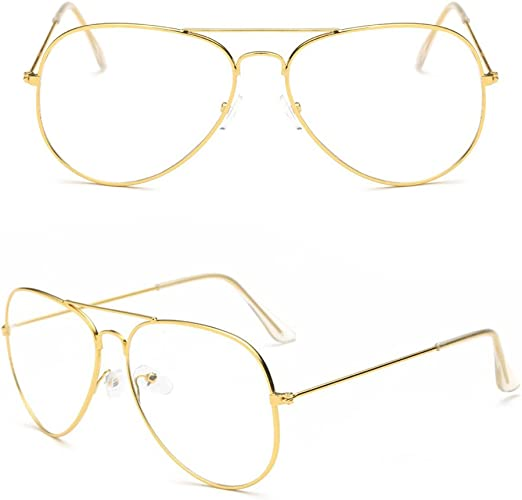 Doober 1PC Fashion Men Women Eyeglasses Clear Frame Glasses Lens Eyewear Vision Care