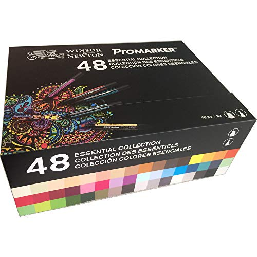 Winsor & Newton Promarker Collection-48 Set, 48 by Winsor & Newton (Image #6)