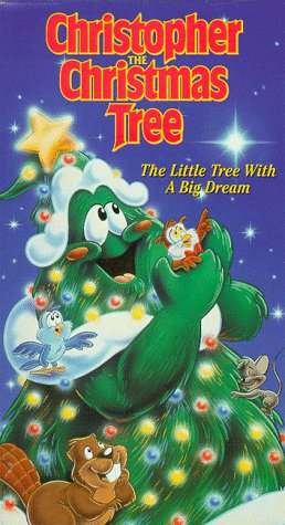 Christopher the Christmas Tree [VHS]