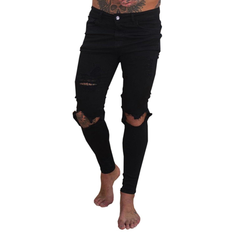 0941bd1888b sinners - Jeans - Homme noir noir 70%OFF - montona.rs