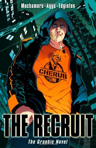 """Cherub the Recruit Graphic Novel (Cherub Graphic Novel)"" av Robert Muchamore"