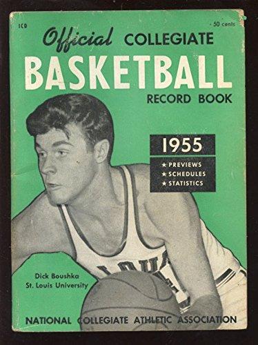 (1955 NCAA Collegiate Basketball Record Book / Guide)