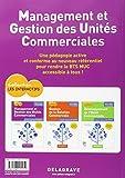 Image de Management et gestions des unités commerciales BTS MUC : Livre de l'élève