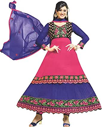 Multi Color Chiffon Special Occasion Dress For Women