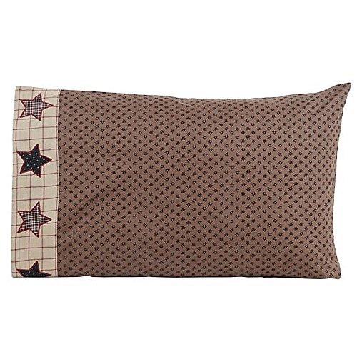 (VHC Brands Bingham Star 2 Piece Pillow Case Set)