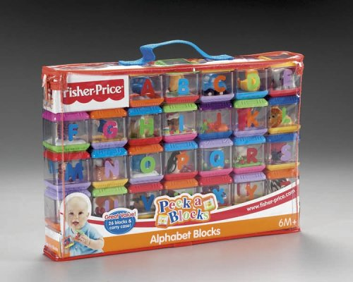 Mattel Alphabet Blocks - Buy Online in UAE. | Toys And Games Products in the UAE - See Prices ...