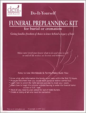Amazon buy funeral preplanning kit book online at low prices in amazon buy funeral preplanning kit book online at low prices in india funeral preplanning kit reviews ratings solutioingenieria Image collections
