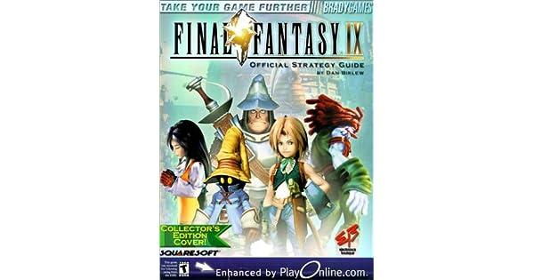 Final Fantasy IX Official Strategy Guide for EB - Livros na
