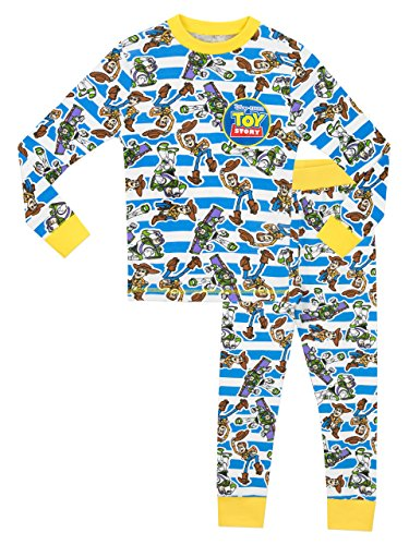 Toy Bedding Story Set (Disney Toy Story Boys' Toy Story Pajamas Size 7)