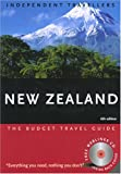 Independent Travellers New Zealand 2005, Christopher Rice and Melanie Rice, 1841574228