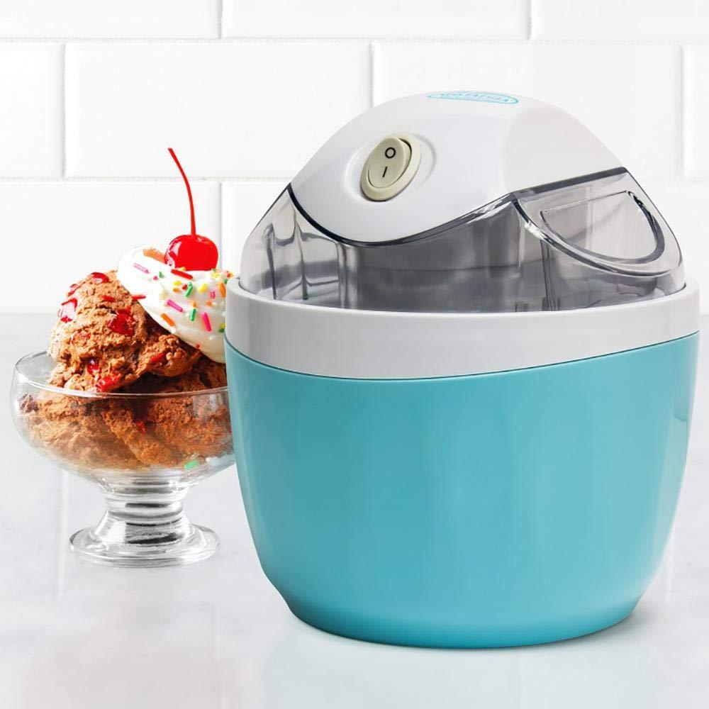 Icm500blue 1-pint electric ice cream maker