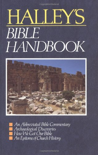 Halley's Bible Handbook: Henry H  Halley: 9780310402305