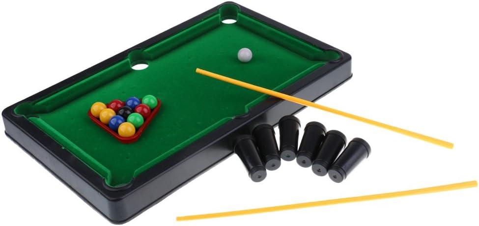 Gazechimp Mesa de Billar Conjunto Kit de Accesorio de Pool para ...