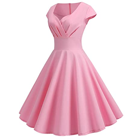 2f010ae3d7a Amazon.com: Copercn Women's Ladies Classic Simple Solid Color Slit ...