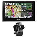 Beach Camera Garmin nuvi 2589LMT Advanced Series 5' GPS Navigation w Lifetime Maps Vent Mount Bundle