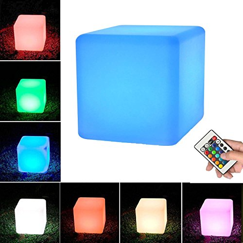 Outdoor Led Light Cube - 4