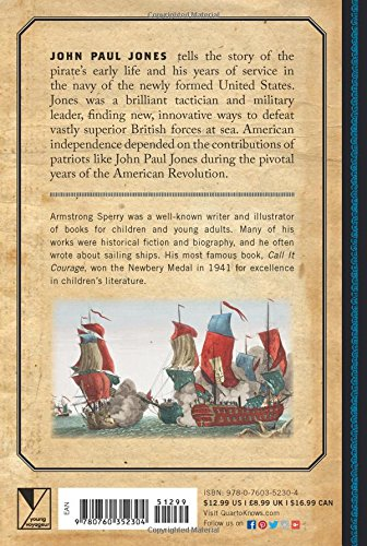John Paul Jones: The Pirate Patriot (833)