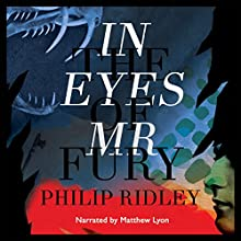 In the Eyes of Mr Fury Audiobook by Philip Ridley Narrated by Matthew Lyon