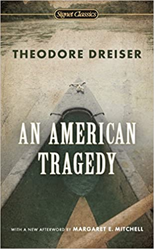 Image result for an american tragedy book