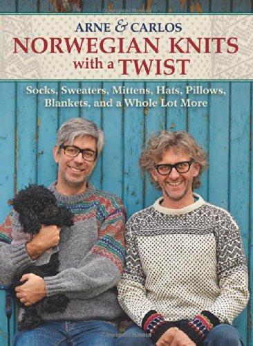 - Trafalgar Square Books, Norwegian Knits with Twist