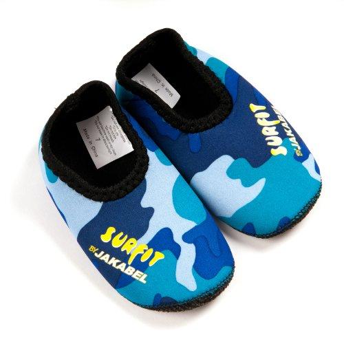 Surfit -  - Chaussures mixte enfant, Bleu (Blue), 5