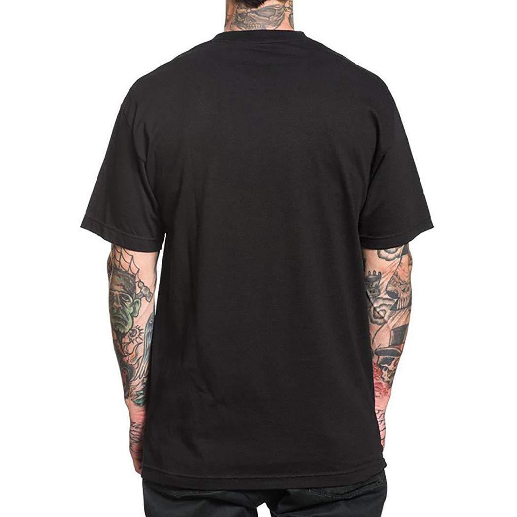 Amazon.com: Novelty Panda astronaut Graphic T-Shirts Short ...