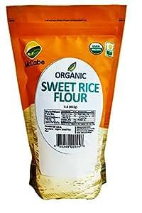 Amazon.com : McCabe Organic Sweet Rice Flour, 1-Pound