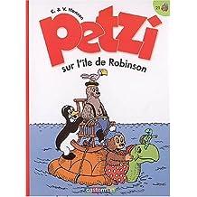 PETZI T.21 : SUR L'ÎLE DE ROBINSON