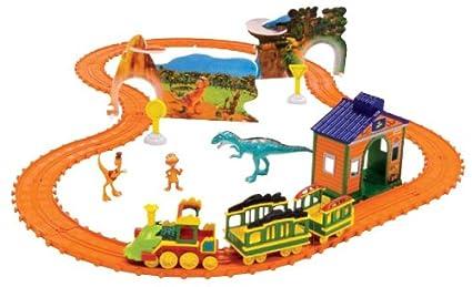 Dinosaur Train Buddy Train Adventure Set