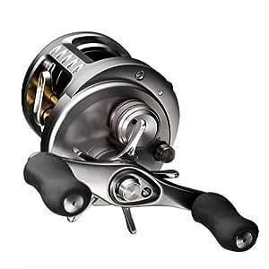 Shimano calcutta conquest 201dc left handle for Digital fishing reel