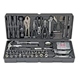 Pittsburgh 130 Piece Tool Kit with Case