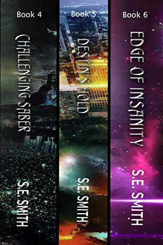 The Alliance Boxset Books 4-6