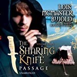 Front cover for the book The Sharing Knife: Passage by Lois McMaster Bujold