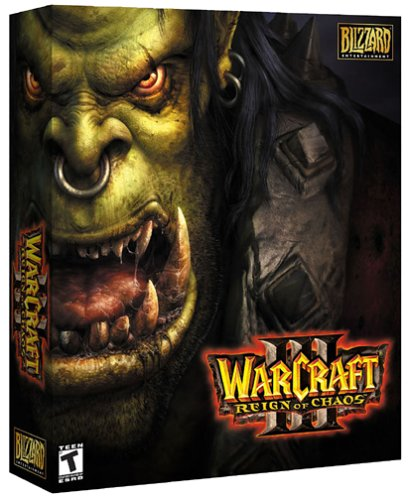 WarCraft III: Reign of Chaos - PC/Mac (Heroes 3 Mac)
