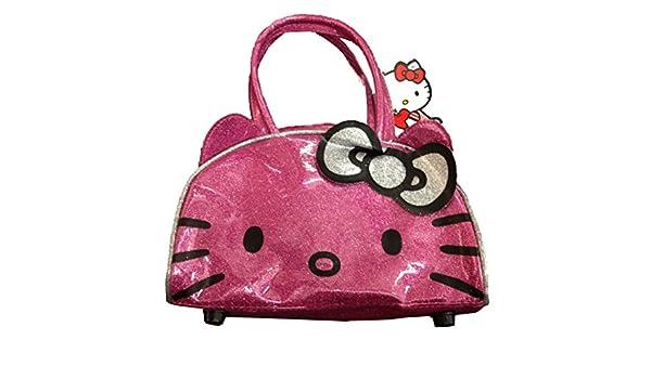 a7bf5bce2a Amazon.com  Small Hello Kitty Satchel(8