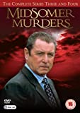 Midsomer Murders: The Complete Series Three and Four [DVD]