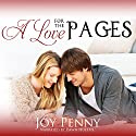 A Love for the Pages Audiobook by Joy Penny Narrated by Dawn Huestis