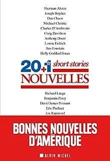 20 + 1 nouvelles : une anthologie des meilleures nouvelles de Terres d'Amérique, Alexie, Sherman