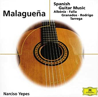 Malaguena - Spanish Guitar Music de Narciso Yepes en Amazon Music ...