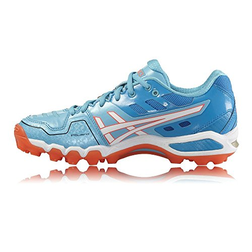 Hockey Typhoon Women's Gel Blue Asics 2 Hockey Shoes 5zEfxwHq