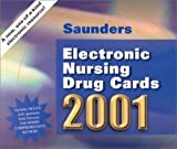 Nursing Drug Cards for Pharmaceutical Reference, Saunders, 0721685676