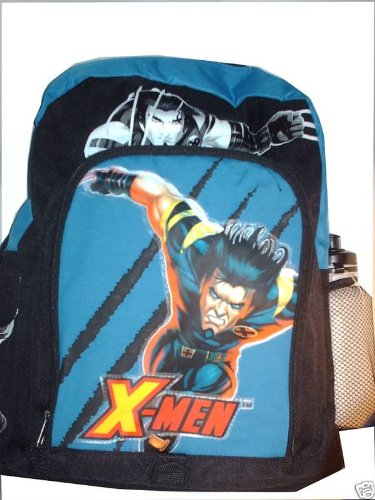 Price comparison product image Marvel Wolverine of X-Men Large Full Size Backpack