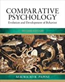Comparative Psychology, Mauricio R. Papini, 1841694592