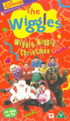 Title Wiggles, The - Wiggly Wiggly Christmas [VHS]: Disney: Amazon ...