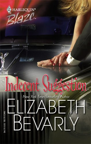 book cover of Indecent Suggestion