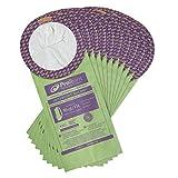 ProTeam Intercept Micro Filter Bag, Open Collar: 10 qt